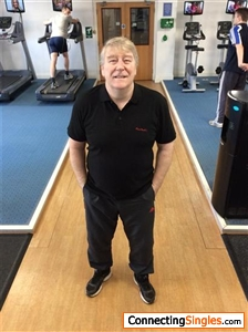 In the gym recently 2016