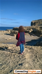 Just me visiting Gozo