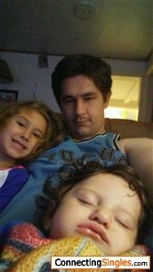 My niece nephew and i