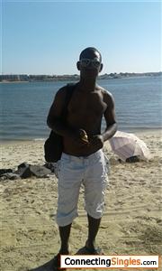 Relaxing in the sea Enjoying the sandy beach