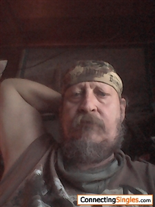 I'm just an old hillbilly looking for someone to settle down with  That loves the outdoors