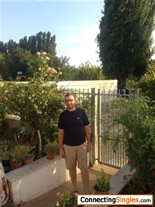 My garden in Italy