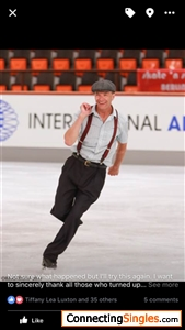 Skating competition 2017