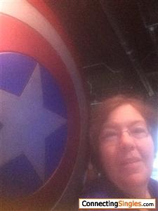Gotta love captain America