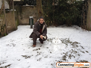 Winter magic in Amsterdam