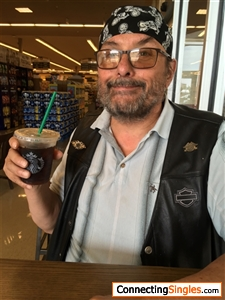 Cheers from the Safeway Starbucks
