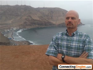 Just me, at the beach in Chorrillos, Lima Perú