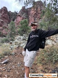 hiking AZ 2018
