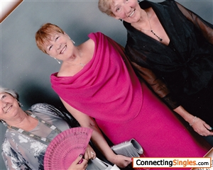 Taken last year on Caribbean Cruise I'm the one in pink