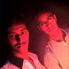 Me and My bro during a diwali click