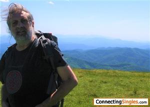 Appalachian Trail on Big Bald