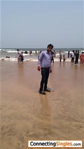 Enjoy Arab sea beach at Ratnagiri