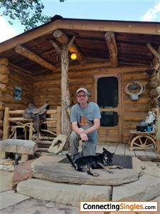 The Cabin.  Cortez, Colorado.  2018