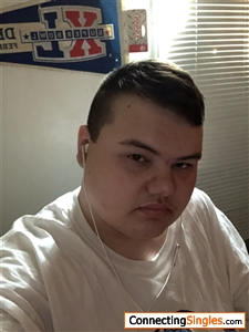 a loving fat guy that is lonely