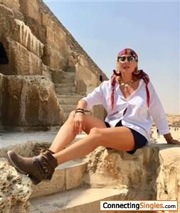 When l was in Egipt