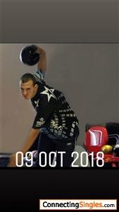 Me bowling