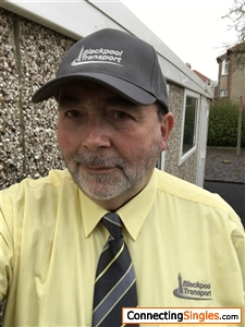This is me in my uniform for my job taken in my back garden in Blackpool