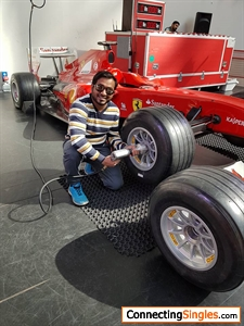 Get ready for F1 experience