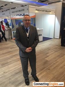 Aviation trade fair Madrid nov 2018