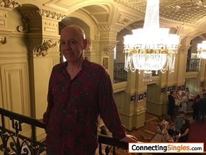 In the Opera House for Carmen
