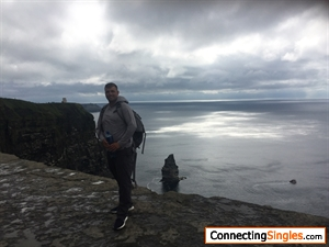 Hiking Moher