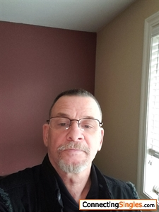 This is from earlier this years The goatee and stash are now gone