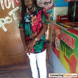 Just natural Jamaican
