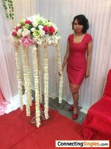 Wedding party of my friend