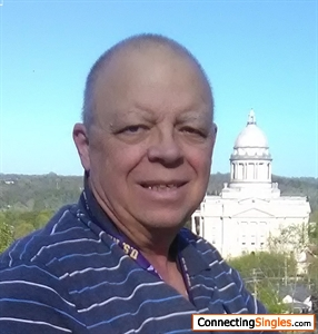 I am at the overlook with the KY State Capital building behind me in Frankfort KY about 4 years ago when I lived in Brandenb