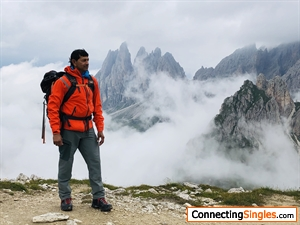 Hiking The Dolomites Alta via 2