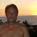 Hawaii sunset on my lanai