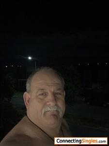 Me in the dark