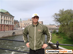 Me in Stockholm May 09