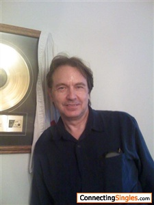 That gold record is a DECORATION I only WISH it were mine