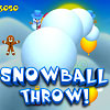 Snowball Throw Game