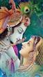 Radha Krishna and Gopi