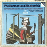 Trevor Pinnock: The Harmonious Blacksmith Favorite Harpsichord Pieces CD