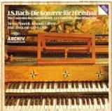 Trevor Pinnock Conductor Harpsichord Kenneth Gilbert Conductor Harpsichord: J S Bach Die Konzerte fr 2 Cembali the English Concert