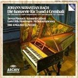 Johann Sebastian Bach Performer Kenneth Gilbert Performer Nicholas Kraemer Artist Lars Ulri: Johann Sebastian Bach Concertos for 3 4 Harpsichords BWV 1063 1065 The English Concert