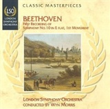 Ludwig van Beethoven Comp Barry Cooper Comp Perf Wyn Morris Cond London Symph Orchestra: Beethoven First Recording of Symphony No 10 in E flat 1st Movement