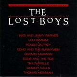 Inxs With Jimmy Barnes plus feachering other artists: The Lost Boys Original Motion Picture Soundtrack