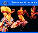 Tuvinian musicians: Choomej Throat Singing From the Center of Asia