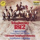 Tchaikovsky: 1812 Overture Capriccio Italien Cossack Dance from Mazeppa