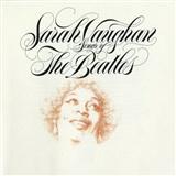 Sarah Vaughan: Blackbird