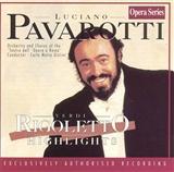 Pavarotti Luciano: Rigoletto Verdi