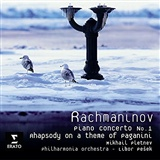 Mikhail Pletnev: Rachmaninoff op 43 variation 18 theme from Paganini