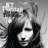 KT Tunstall: big black horse and a cherry tree