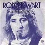 Rod Steward: Youre in my heart one nite only