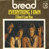 Bread: Everything I own