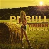 Pitbull: Timber ft Keha